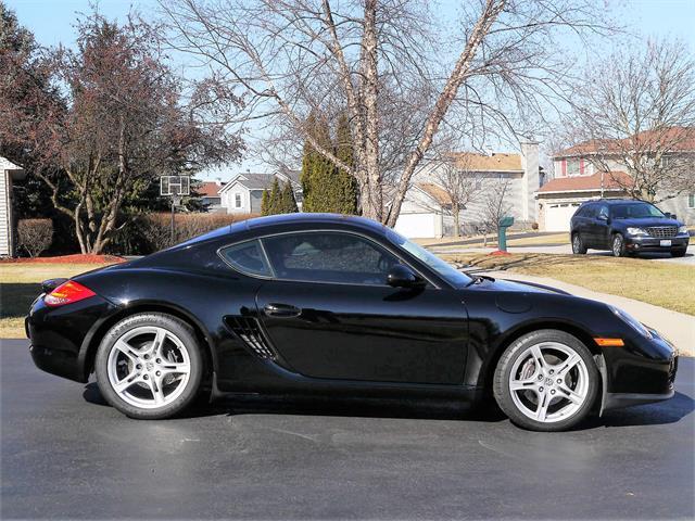 2009 Porsche Cayman | 955773