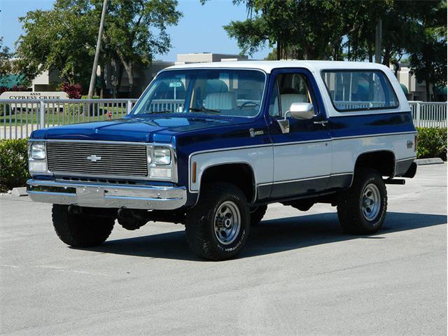 1980 Chevrolet Blazer | 955779