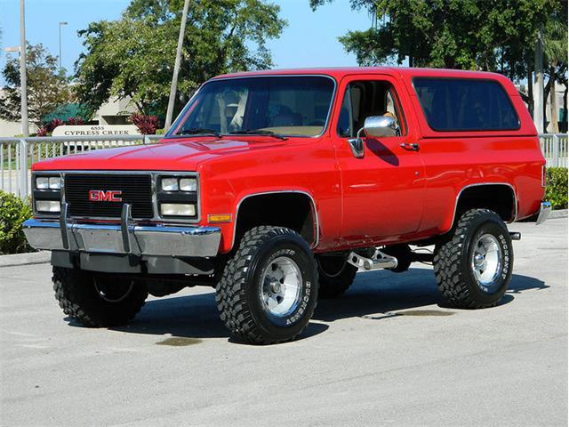 1990 GMC Jimmy | 955780
