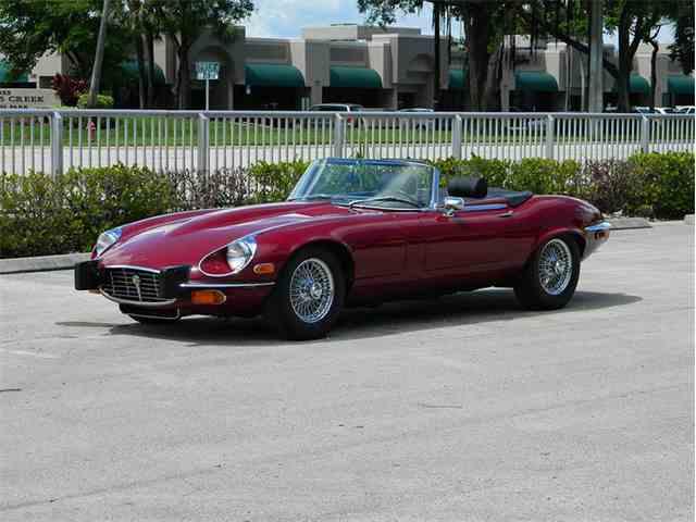 1974 Jaguar XKE | 955781