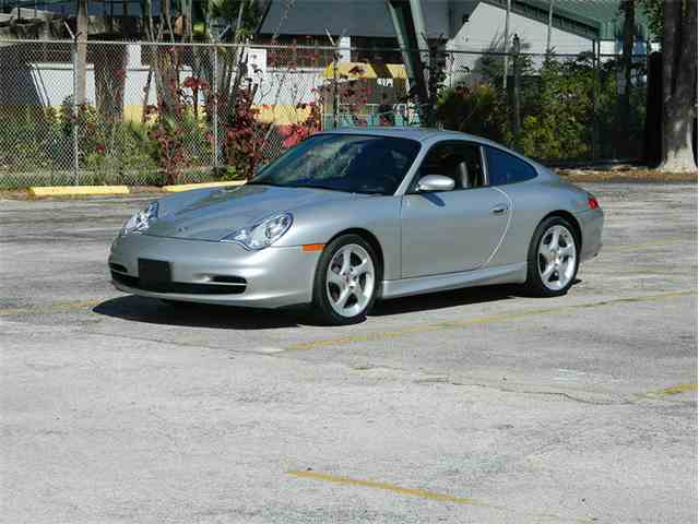 2003 Porsche 911 | 955784