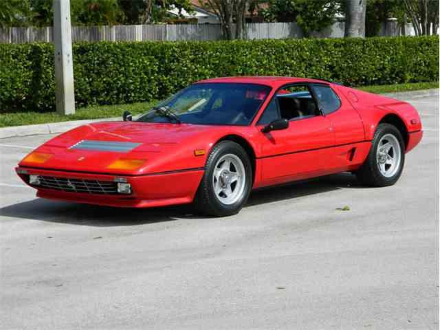 1983 Ferrari 512 BBI | 955785