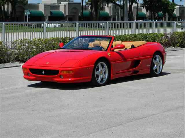 1999 Ferrari 355 | 955786