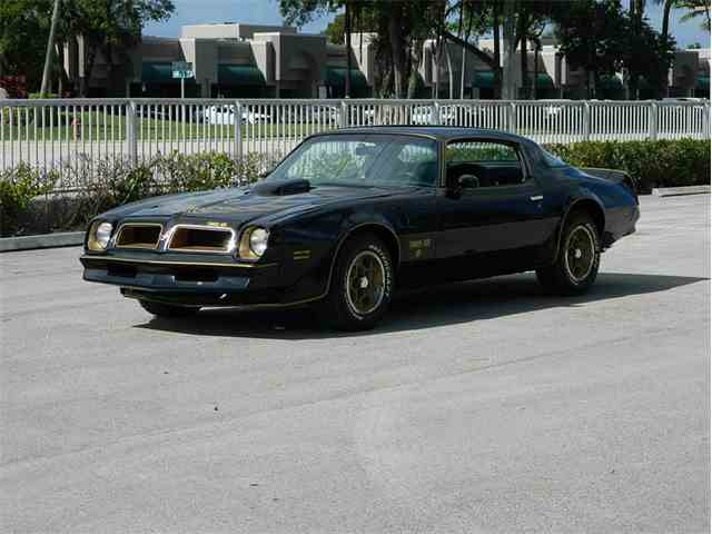 1976 Pontiac Firebird Trans Am | 955787