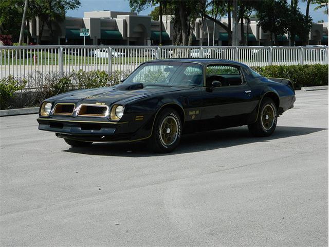 1976 Pontiac Firebird Trans Am | 955787