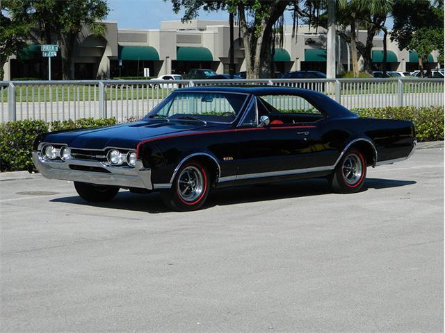 1967 Oldsmobile 442 | 955788