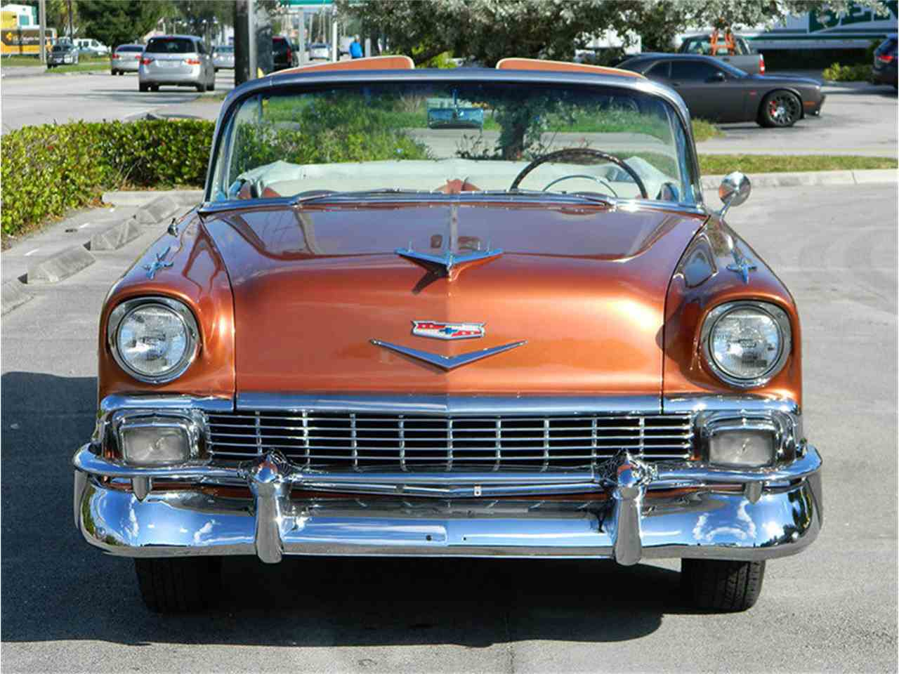 1956 chevrolet bel air for sale cc 955789. Black Bedroom Furniture Sets. Home Design Ideas