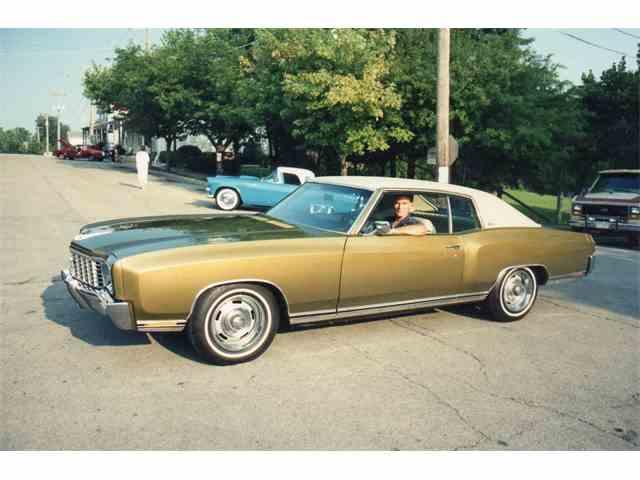 1972 Chevrolet Monte Carlo | 955795