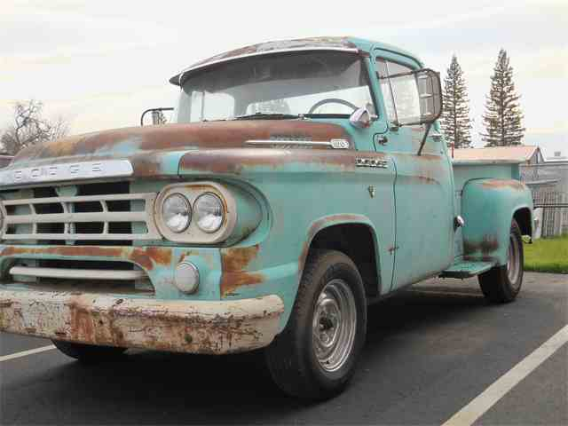 1959 Dodge D100 | 955798