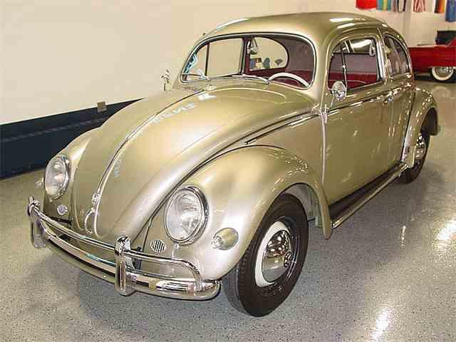 1956 Volkswagen Beetle | 955799