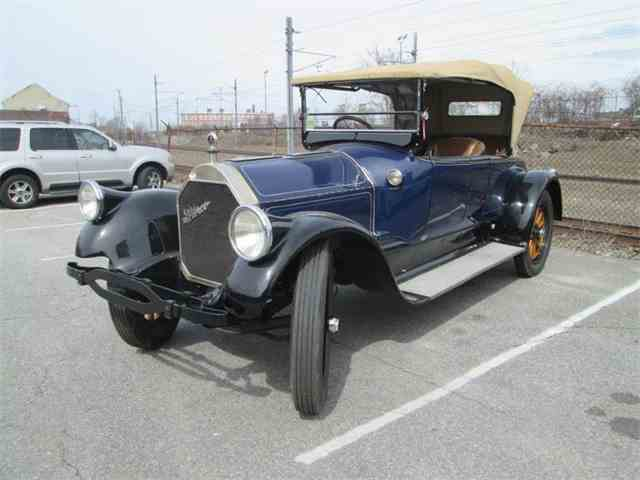 1918 pierce Arrow  48 | 955800