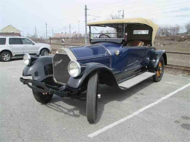 1918 Pierce-Arrow Model 48 | 955800