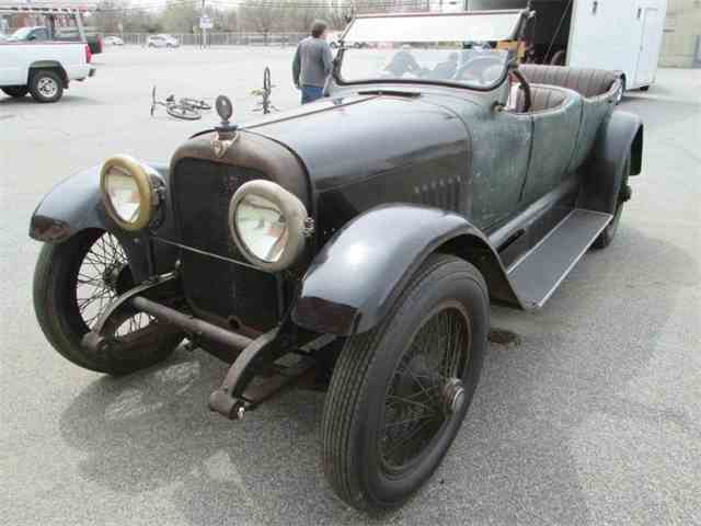 1920 Mercer sports touring  | 955803