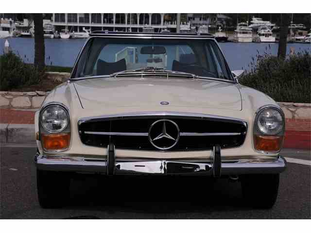 1970 Mercedes-Benz 280SL | 955807