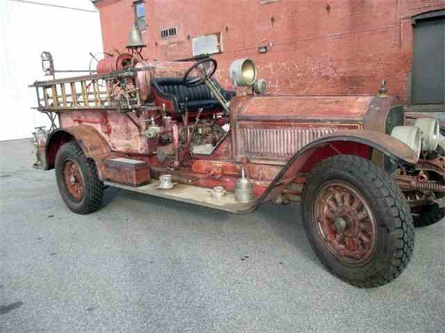 1921 American LaFrance Type 75 | 955808