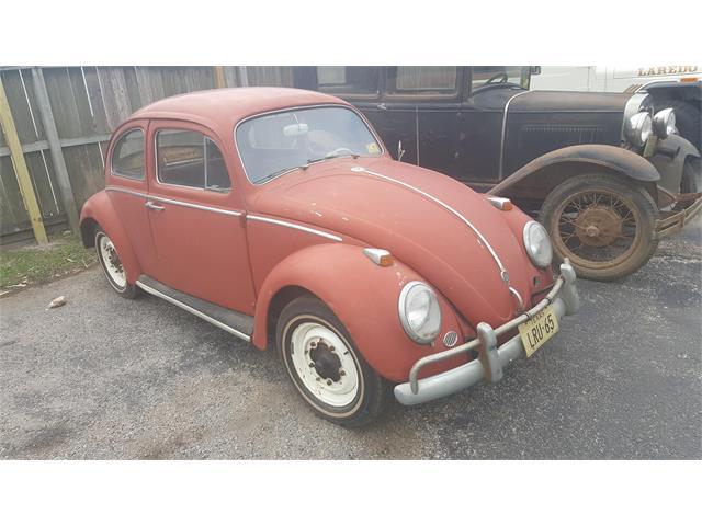 1961 Volkswagen Beetle | 955809