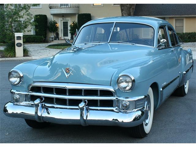 1949 Cadillac Series 62 | 955812