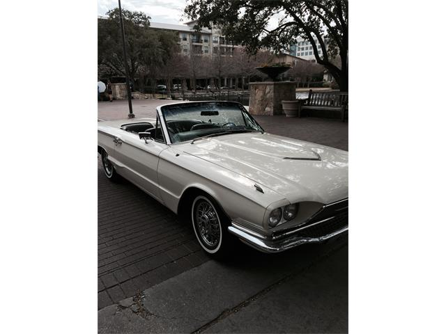 1966 Ford Thunderbird | 955813