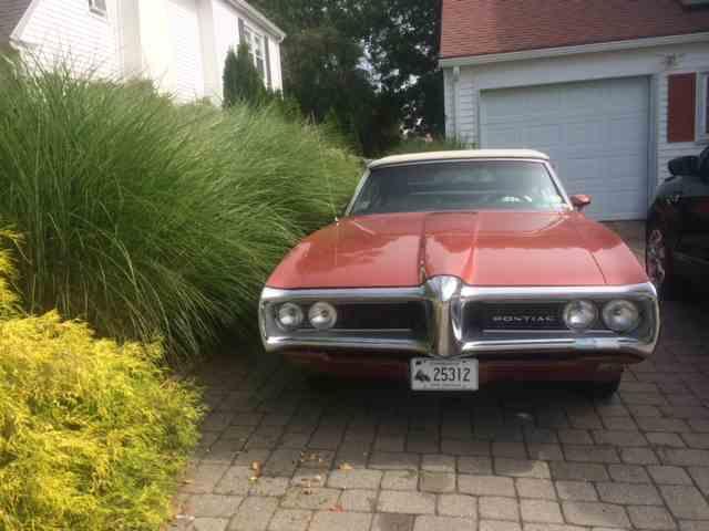 1968 Pontiac LeMans   955815