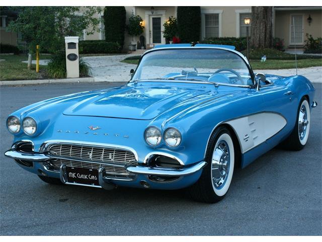 1961 Chevrolet Corvette | 955818