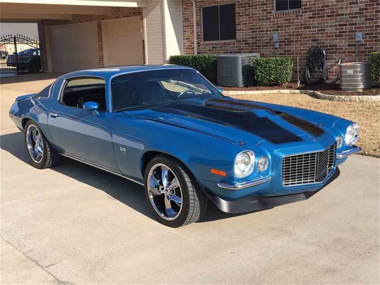 Large Picture of Classic 1970 Chevrolet Camaro SS located in ROWLETT Texas - KHIK