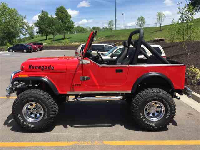 1984 Jeep CJ-7 | 955824