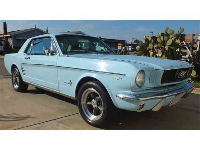 1966 Ford Mustang | 955827