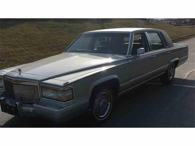 1990 Cadillac Brougham D'Elegance | 955828