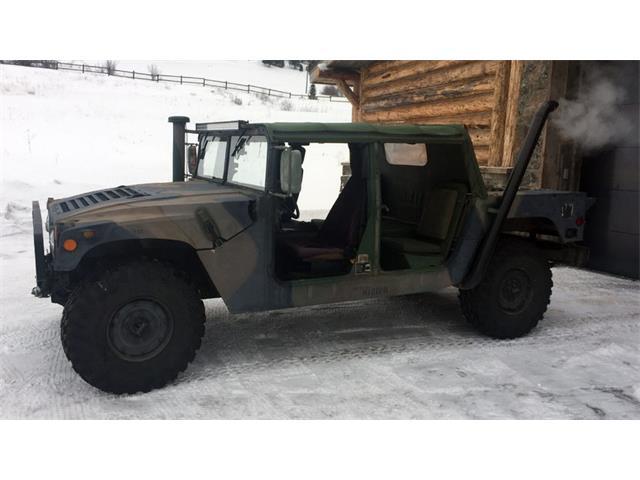1986 Hummer H1 | 955829