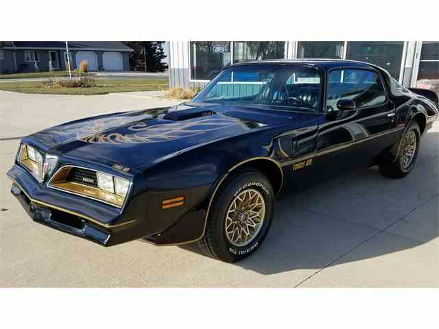 1977 Pontiac Firebird Trans Am | 955833