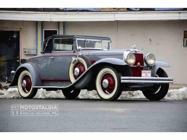 1931 Stutz SV16 | 955836