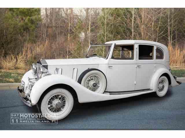 1936 Rolls-Royce Phantom III | 955837