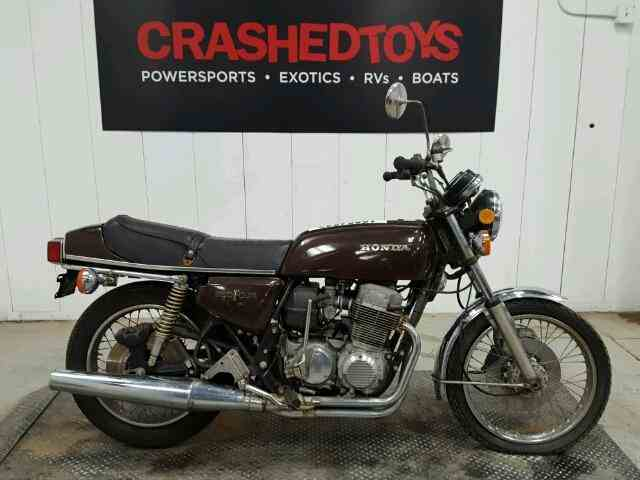 1976 HONDA CB CYCLE | 950584