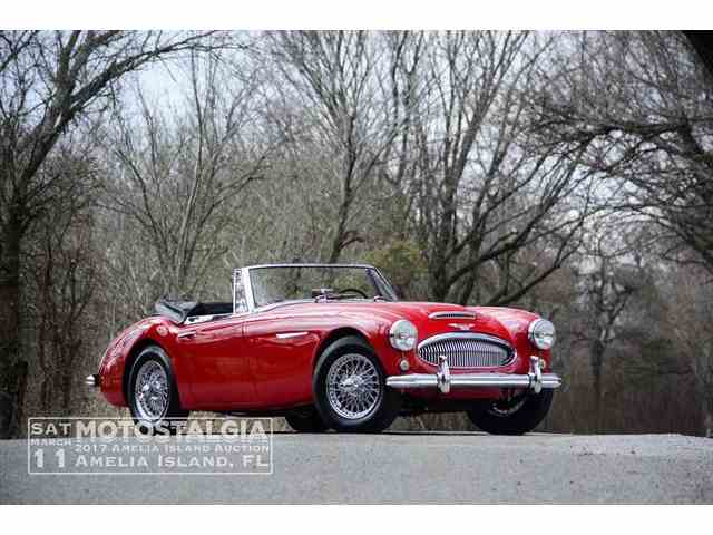 1963 Austin-Healey 3000 Mark II | 955841