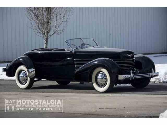 1937 Cord 812 | 955844