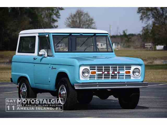 1968 Ford Bronco | 955847