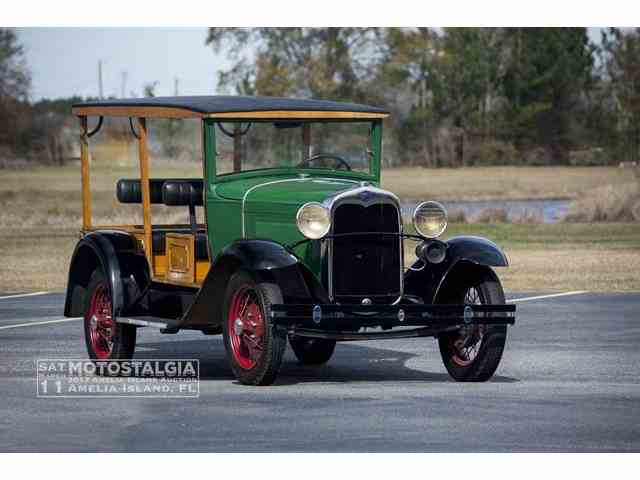 1930 Ford Model A | 955850