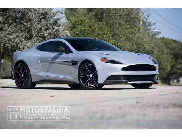 2014 Aston-Martin Vanquish | 955854