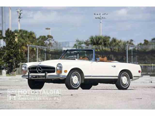 1971 Mercedes-Benz 280SL | 955856