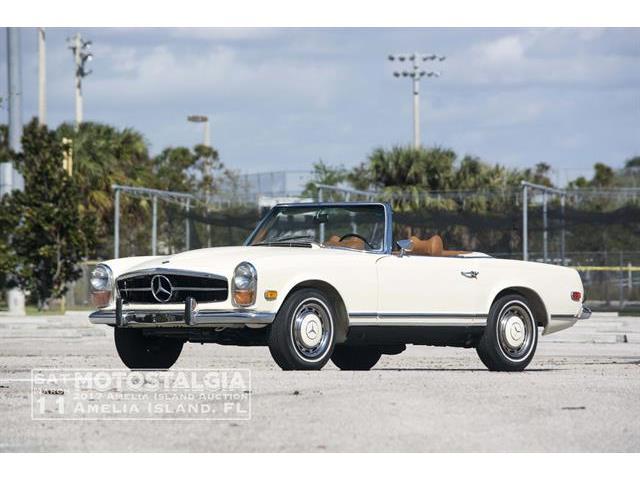 1971 Mercedes-Benz 280SL   955856