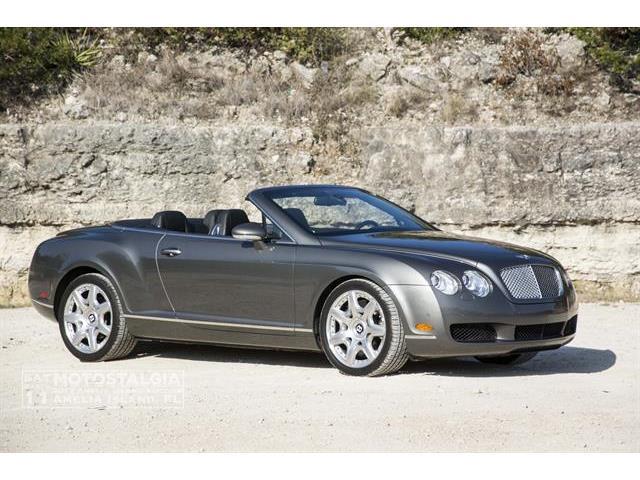 2008 Bentley Continental | 955862
