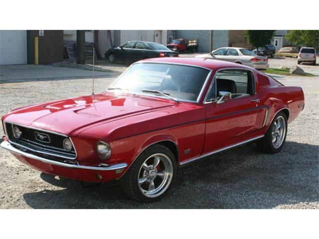 1968 Ford Mustang | 955875
