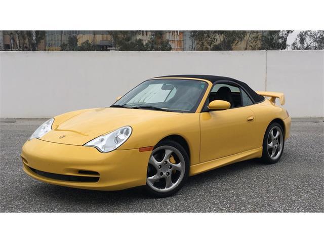 2002 Porsche 911 Carrera   955880