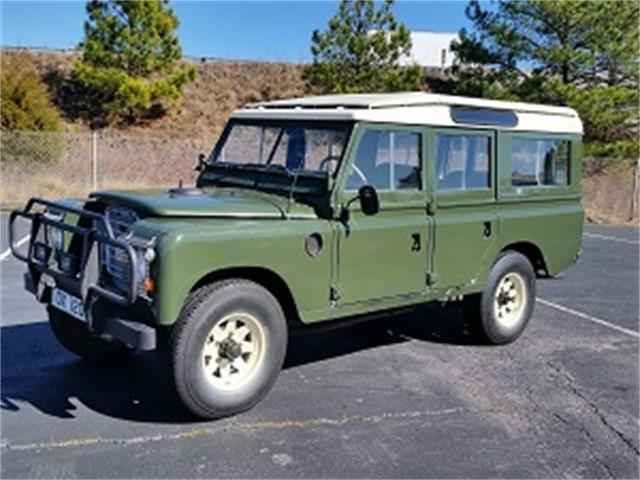 1971 Land Rover Defender | 955898