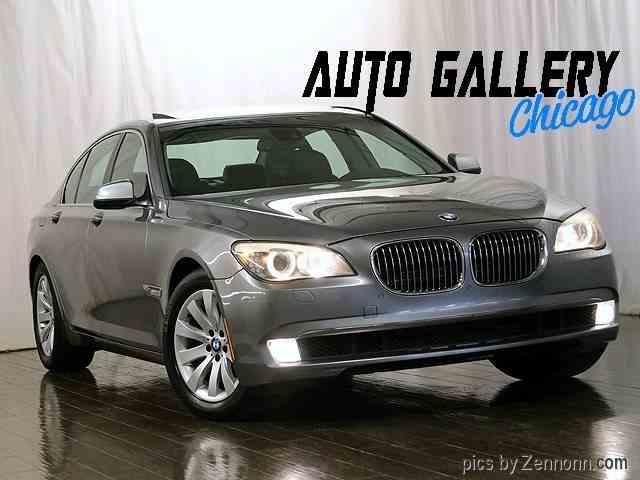 2010 BMW 750i xDirve | 950059