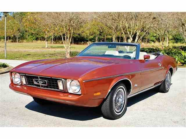 1973 Ford Mustang | 955900