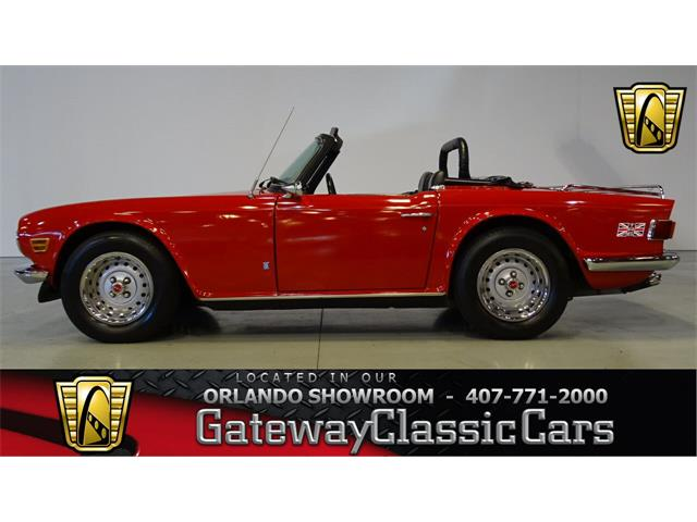 1972 Triumph TR6   955905