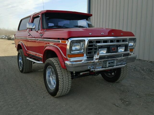 1978 Ford Bronco   950591