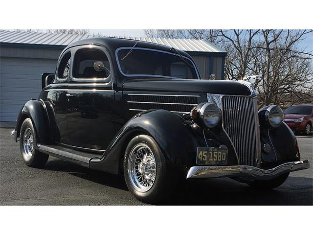 1936 Ford 5-Window Coupe | 955914