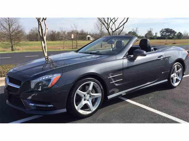 2013 Mercedes-Benz SL55 | 955918
